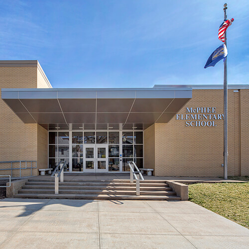 McPhee Elementary School